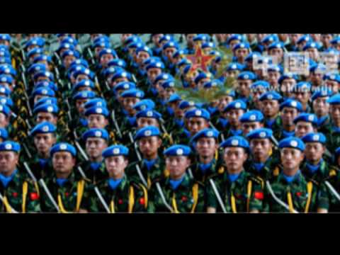 United Nations Peacekeepers - People's Liberation Army