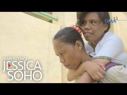 Kapuso Mo, Jessica Soho: Isang estudyante, pasan-pasan ng kanyang ina sa pagpasok sa eskuwela