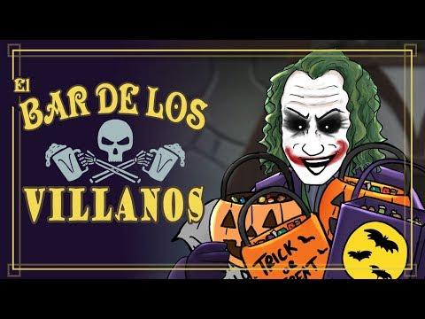 El Bar de Los Villanos - Dulce o Travesura