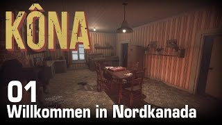 KONA [01] [Willkommen in Nordkanada] [Twitch Gameplay Let's Play Deutsch German] thumbnail