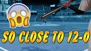 SO CLOSE TO 12-0! MLB The Show 16 | Battle Royale