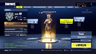 V-Bucks Raffle+Abozocken on Ps4!! EVERYONE CAN GET IN!! Fortnite Battle Royale English Live!