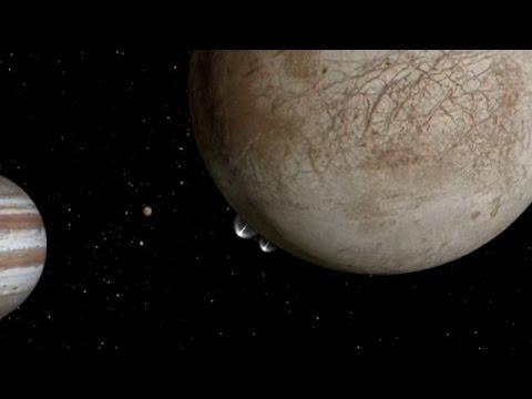 NASA DETECTA POSIBLE VAPOR DE AGUA EN LUNA DE JÚPITER EUROPA 27 DE SEPTIEMBRE DE 2016