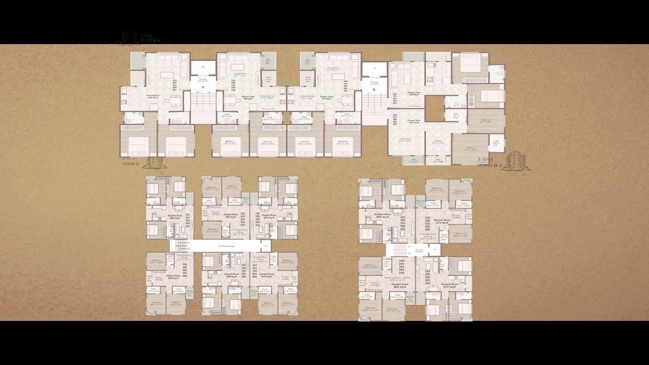 Sahaj Residency Micro site | Property Planet