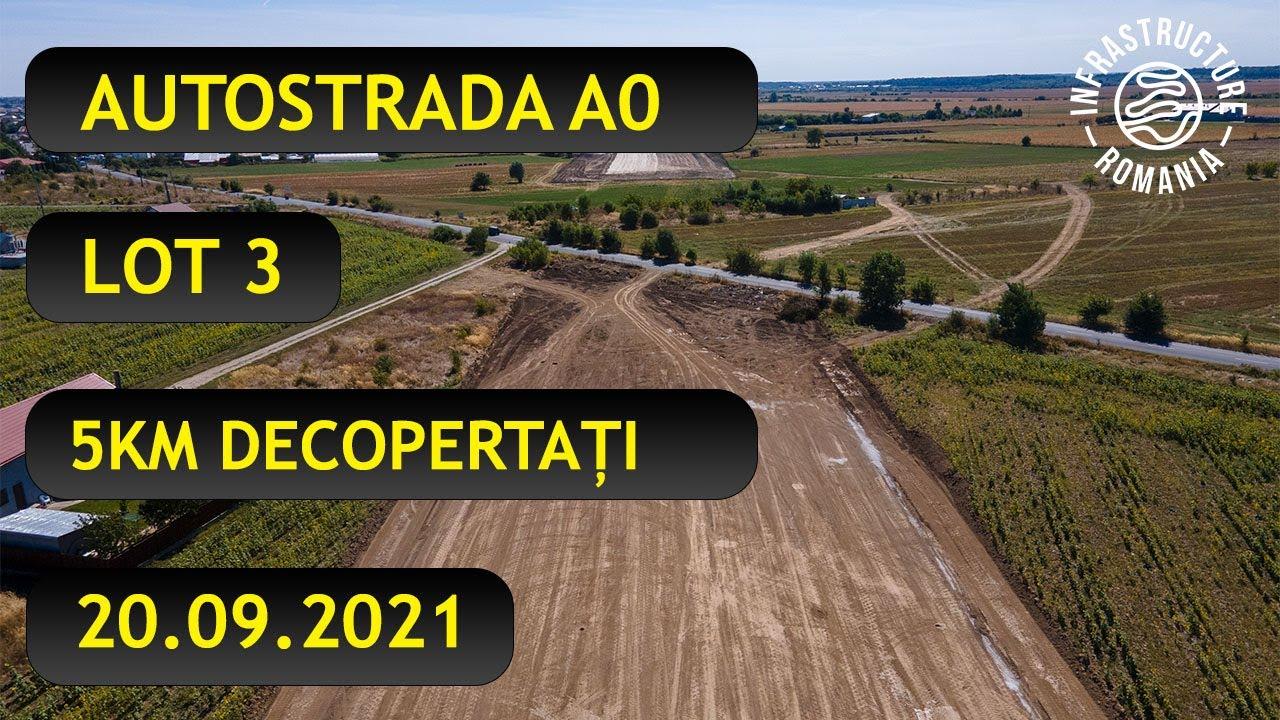 Download Autostrada A0 Sud Lot3 - Centura București - 4K HDR - 20.09.2021