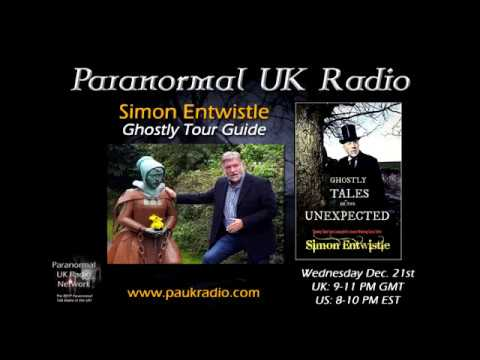 Paranormal UK Radio Show - Christmas Special True Ghost Stories