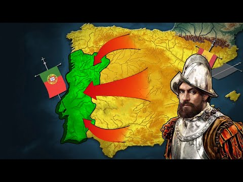 Почему Испания не завоевала Португалию