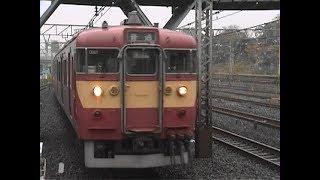 2002年12月1日 常磐線日暮里駅ホームで。