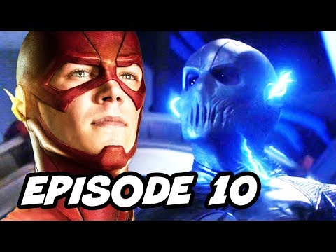 The Flash Season 2 Episode 10 - TOP 5 WTF And Easter Eggs