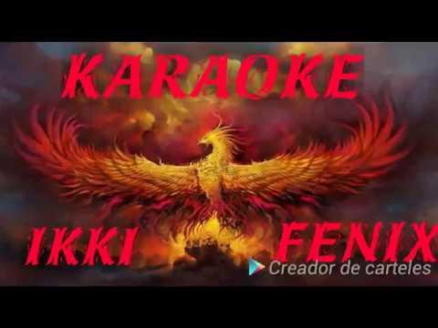 Jose alfredo jimenez no me amenaces karaoke ikki