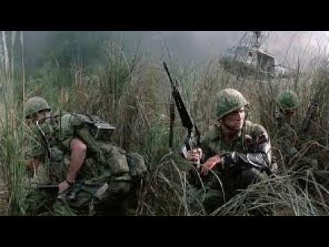Hamburguer Hill Vietnã Filme de Guerra e Drama Completo