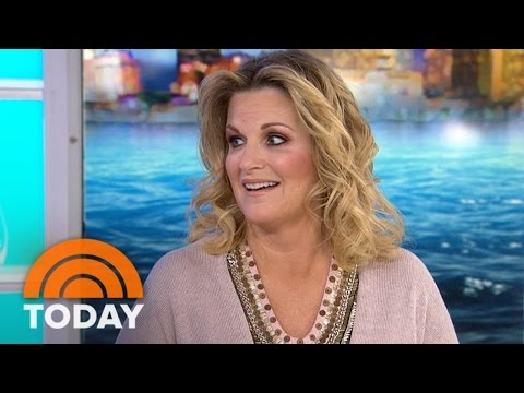 Trisha Yearwood Talks About Playing The Virgin Mary | TODAY