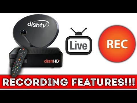 DishTV - Recording Features !!!
