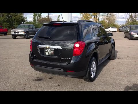 2015 Chevrolet Equinox Springfield, Dayton, Columbus, Marysville, London, OH 4601PA