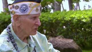 World War II Vets Return To Pearl Harbor