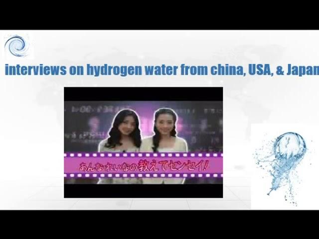 Nano-bubbles water