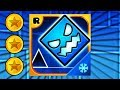 Geometry Dash Sub Zero ALL LEVELS All Coins Geometry Dash 2 2 mp3