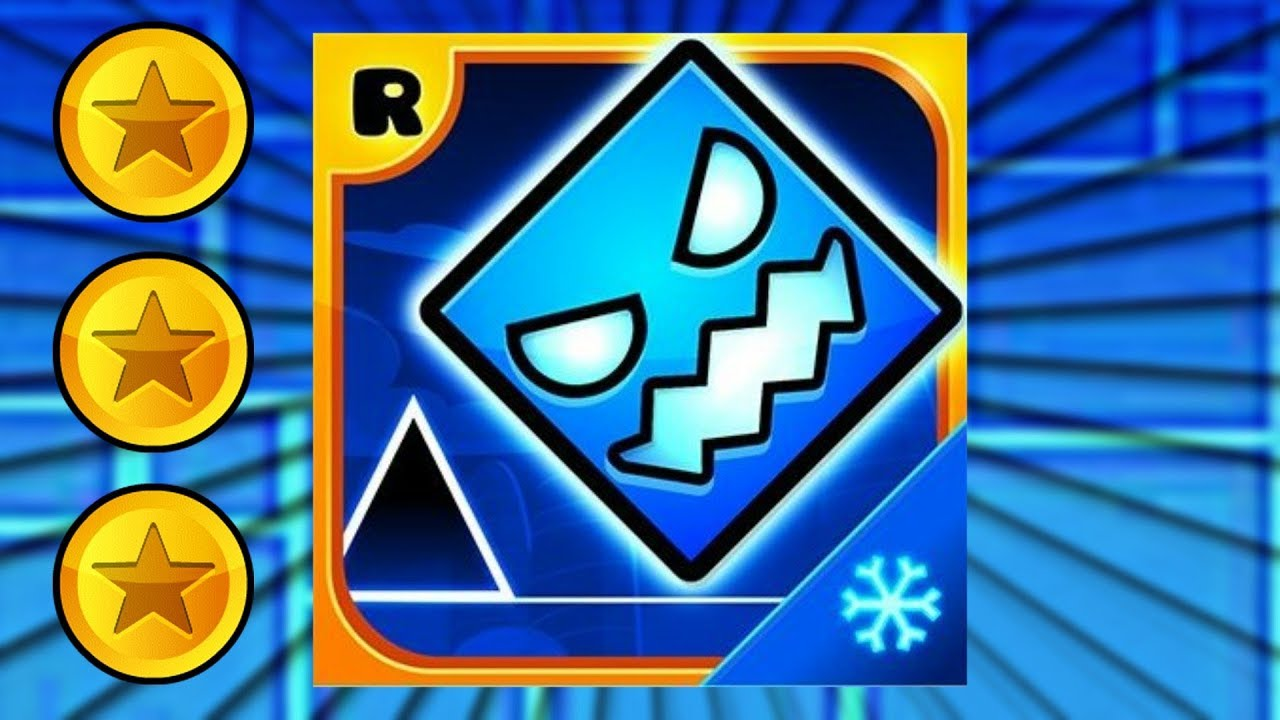 Geometry Dash Sub Zero All Levels All Coins Geom