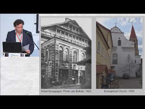The Great Synagogue in Vilnius: Between the City and Its Jew