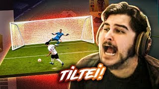 NO COLINHO DA EA! TILTADO NA WEEKEND LEAGUE DO FIFA 19 Ultimate Team