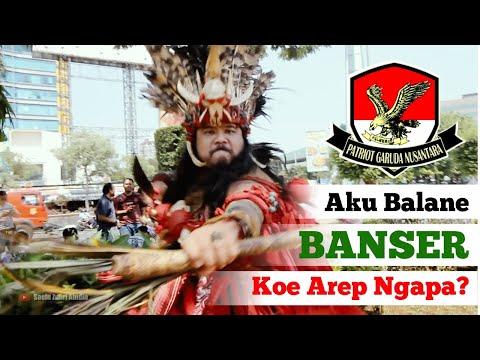 Aku Balane Banser - Patriot Garuda Nusantara - PGN - Jateng
