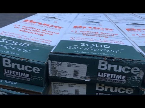 Bruce  Hardwood Flooring : A review -owned by Armstrong