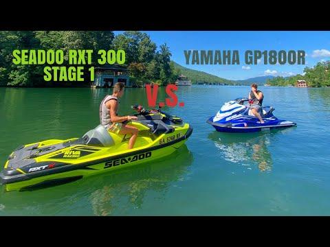 YAMAHA GP1800R V.S.
