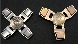 X and Y Spinners - Fidget Toy (Spinetic Spinners)