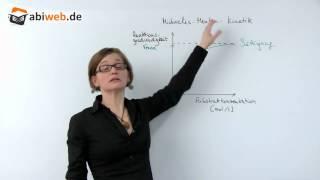 Abitur Online-Kurs Biologie: Enzymreaktionen beeinflussen (Michaelis-Menten-Kinetik) thumbnail