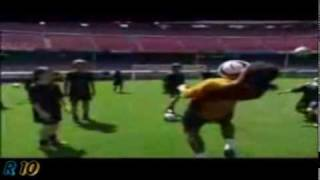 Ronaldinho Freestyle - Best Tricks