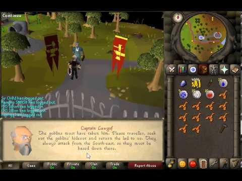 dwarf cannon quest guide osrs
