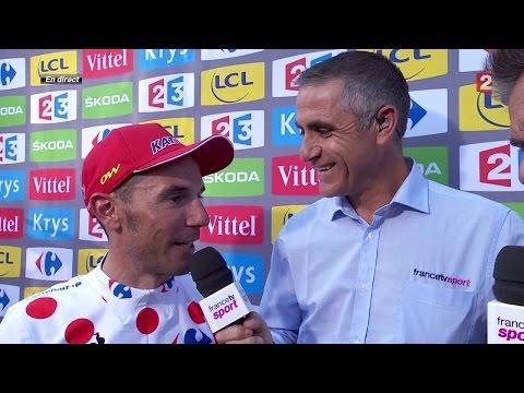 """VIDEO - Joaquim Rodriguez : """"La Flèche wallonne est une course que j'adore"""""""