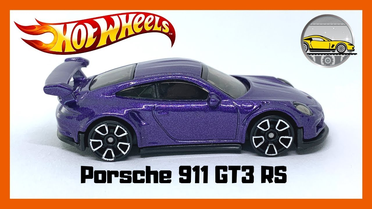hot wheels porsche 911 gt3 rs factory fresh youtube. Black Bedroom Furniture Sets. Home Design Ideas