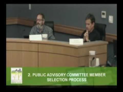 Habitat Agency Public Advisory Meeting 8 4 2016