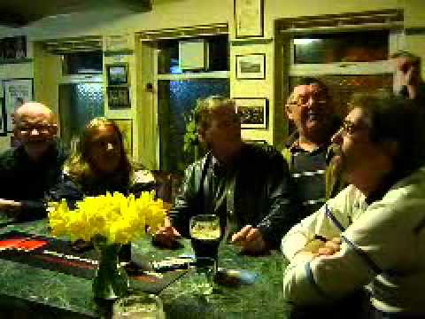 I Belong to Glasgow Ystalyfera Arms 13/03/11