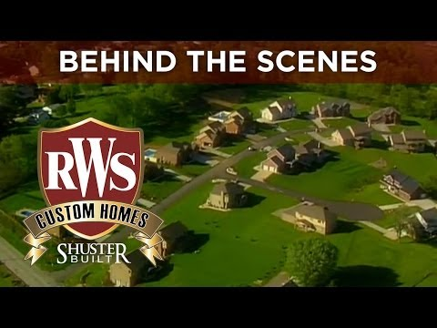 RWS Shuster Homes - Custom Living