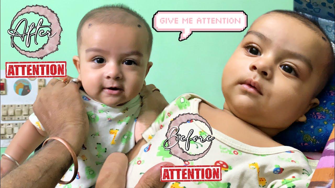 Kabeer ko sabki full attention chahiye 🧿 | Vlog 246