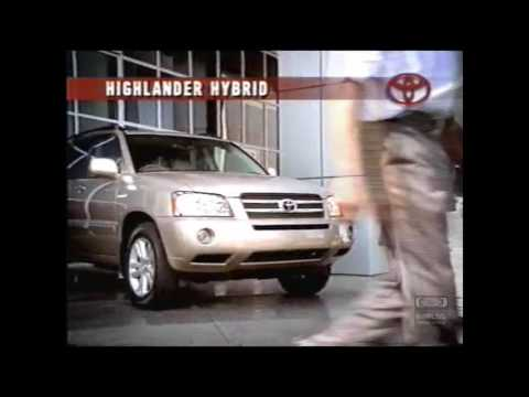 Toyota | Television Commercial | 2005