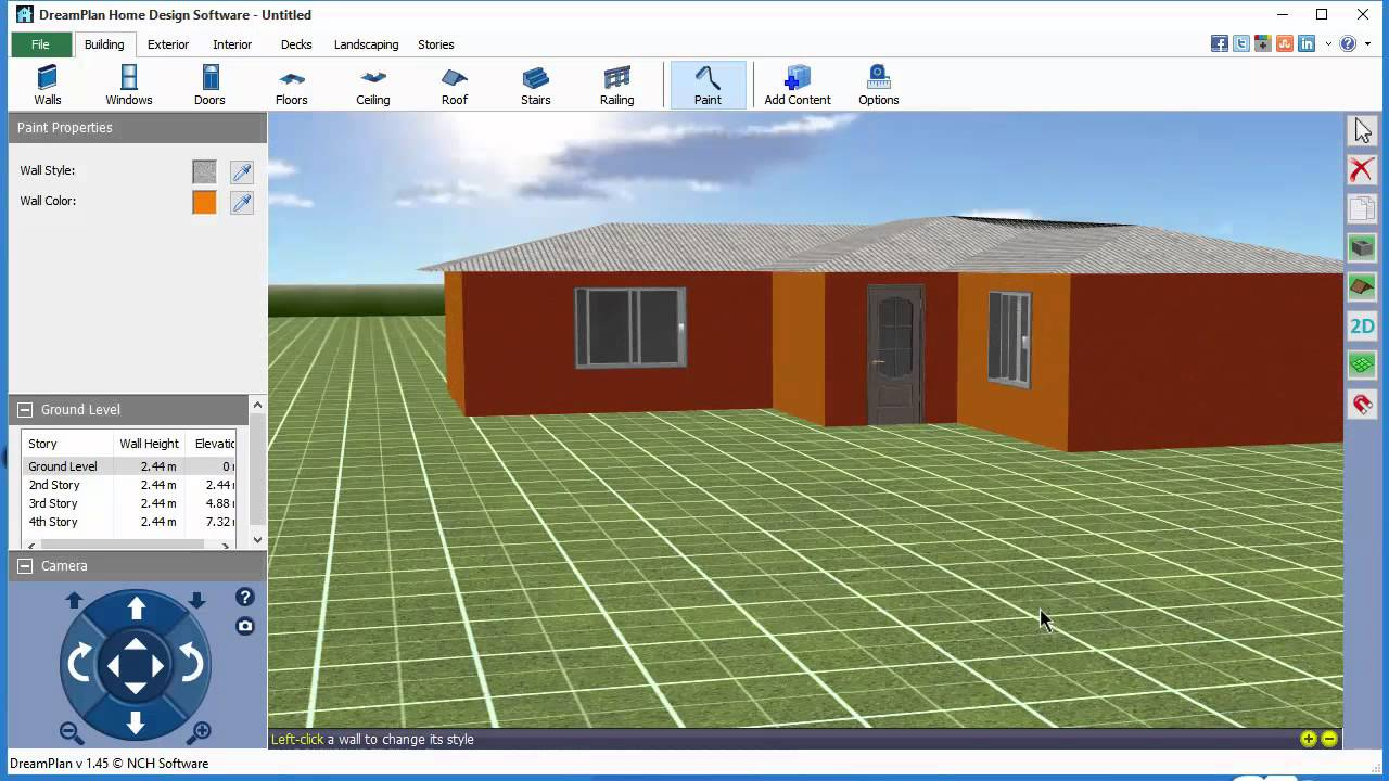 dream plan home design. Cum proiectezi casa ta in 3D foarte rapid cu DreamPlan Home Design  YouTube