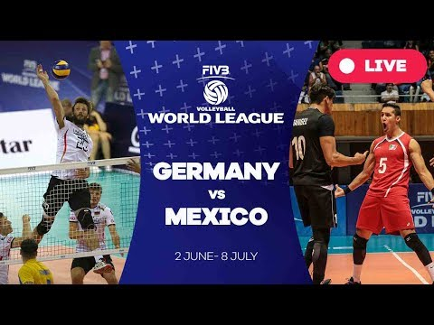 Germany v Mexico - Group 3: 2017 FIVB Volleyball World League