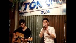 [Top 16] Ton Voice 2014 - Tài Trần - Trả Nợ Tình Xa