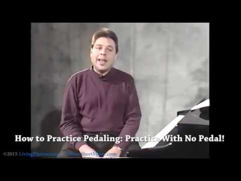How to Use the Pedal on the Piano - Keyboard Kaleidoscope - Robert Estrin