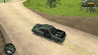 GTA San Andreas - Зомби апокалипсис Прохождение №4 ( боль, смерть, страх )
