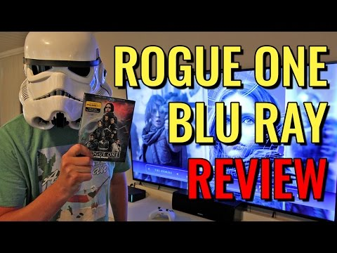 Rogue One Blu Ray Review