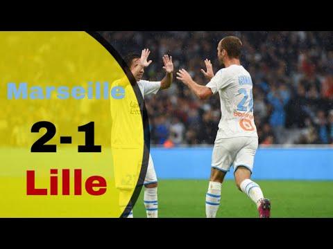 Marseille 2 Lille 1
