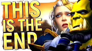 9.0 Will Be Big The End Of Alliance Andamp Horde In Wow Andamp Thralls Massive Admission Cine Breakdown