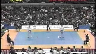 第34回極真全日本空手道選手権大会決勝戦の映像で御座いますっ! 数見肇...