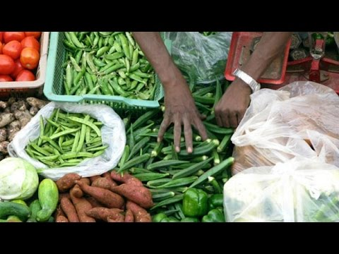 Retail inflation at 23-month high, food prices also high