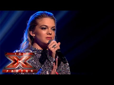 Prepare to get Jealous of Louisa's vocals!  | Live Week 5 | The X Factor 2015