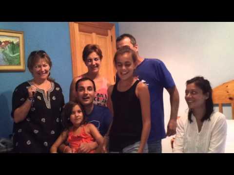 Cumpleaños Ricardo osuna